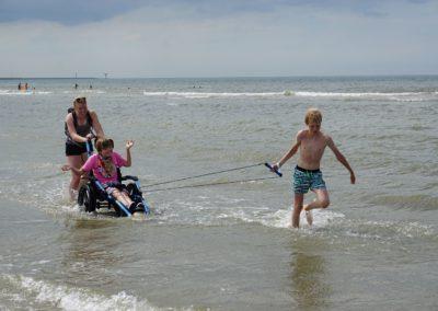 Strandrolstoel Stichting Avavieren