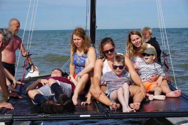 Stichting Avavieren Catamaran