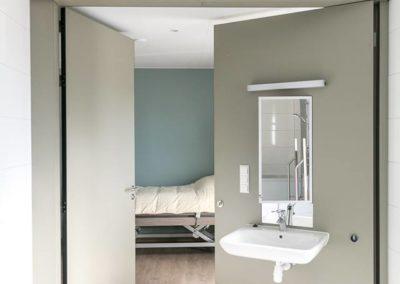 badkamer Zorg Bungalow Stichting Avavieren Vlugtenburg