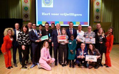 Stichting Avavieren winnaar publieksprijs Meer dan Handen 2019