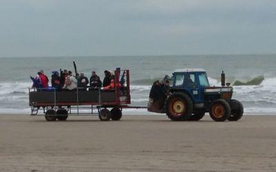 Zeevisvereniging Ter Heijde wierp een hengel uit voor Avavieren.