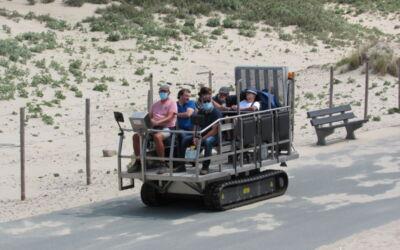 Aangepaste zomervakantie voor Stichting Avavieren.