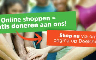 Steun Avavieren- Online shoppen via Doelshop.nl