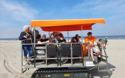 Ervaring over een stranddag met Avavieren